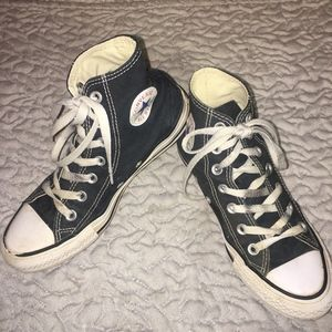 Converse High Top All Star Sneakers Unisex W6 /M4
